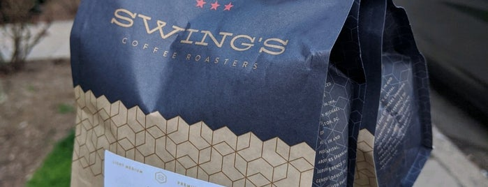 Swing's Coffee Roasters is one of Washington DC.