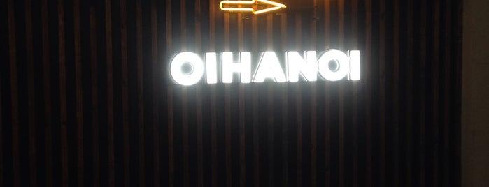 Oi Hanoi is one of Adrian: сохраненные места.