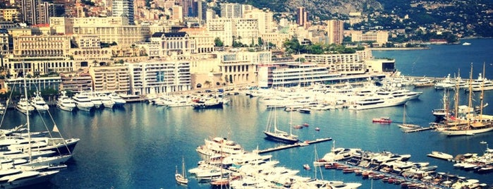 Principauté de Monaco (Principatu de Mu̍negu) is one of Bienvenue en France !.