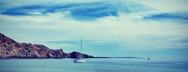 Tropicana Beach Club is one of İbiza.