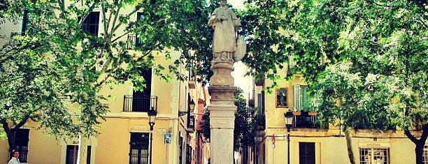Plaça de Sant Vicenç de Sarrià is one of Albert : понравившиеся места.