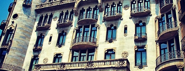 Hotel Casa Fuster is one of BCN.