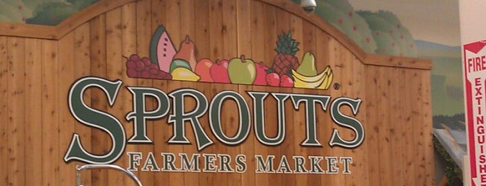 Sprouts Farmers Market is one of Orte, die jenny gefallen.