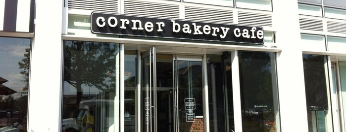Corner Bakery Cafe is one of DC.