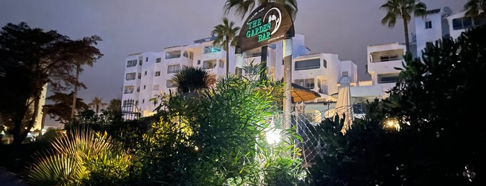 The Garden Bar is one of Costa del Sol 🇪🇸.