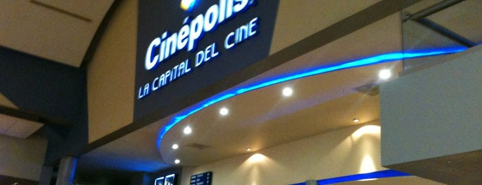 Cinépolis is one of Poncho 님이 좋아한 장소.