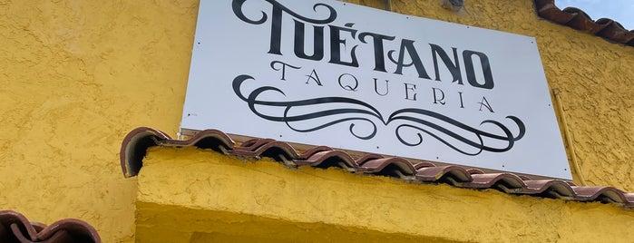 Tuétano Taquería is one of San Diego.