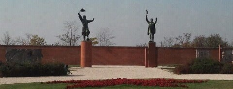 Memento Park Budapest is one of When in Budapest.