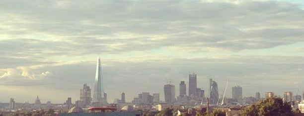 Frank's Café & Campari Bar is one of Breathtaking Views of London.