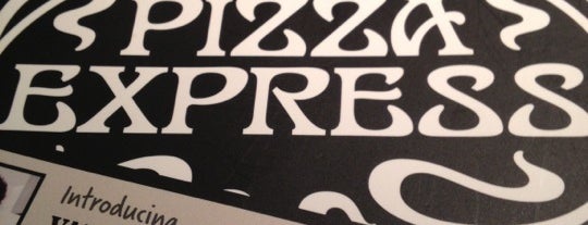 PizzaExpress is one of Glutenfree pizza London.