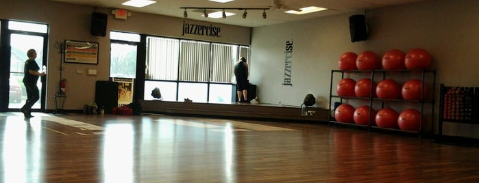 Jazzercise is one of Koriさんのお気に入りスポット.