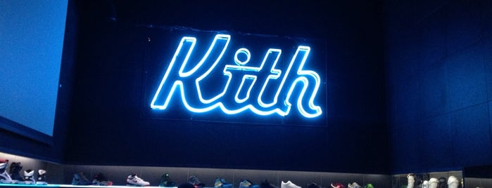 KITH is one of New York - Shopping.