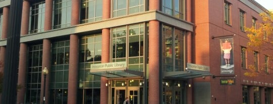 Princeton Public Library is one of Inspired locations of learning.