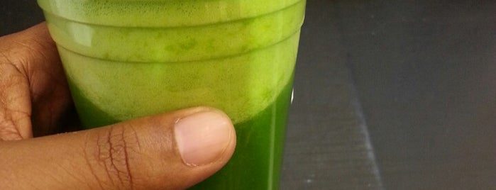 Loshusan Juice Bar is one of Jamaica.