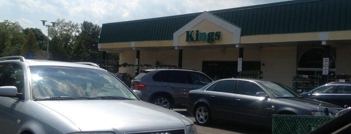 Kings Food Markets is one of Posti che sono piaciuti a Maureen.