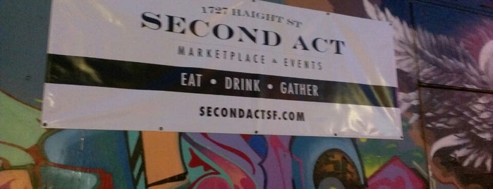 Second Act Marketplace + Events is one of Favorite spots in San Francisco.