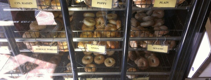 Holey Bagel is one of San Francisco 3.