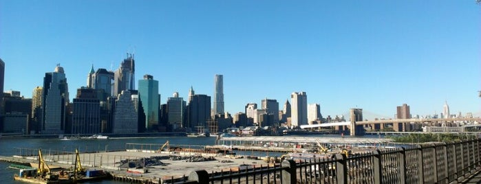 Brooklyn Heights Promenade is one of brooklyn via bk.