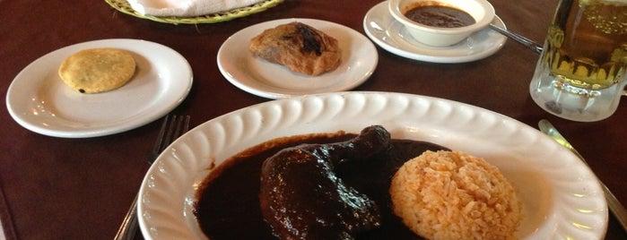 El Mesón Xiqueño is one of Restaurantes.