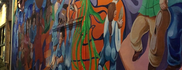 La Pena Community Center is one of San Francisco.