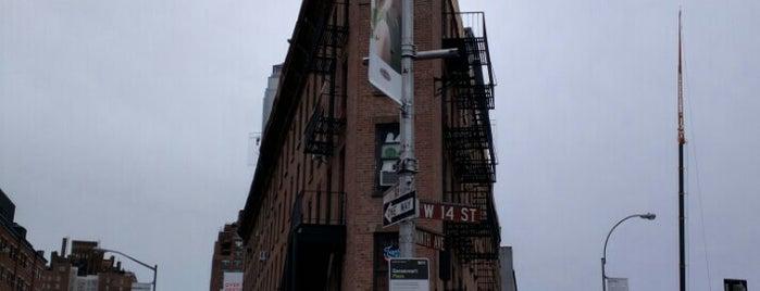Chelsea is one of Nueva York.