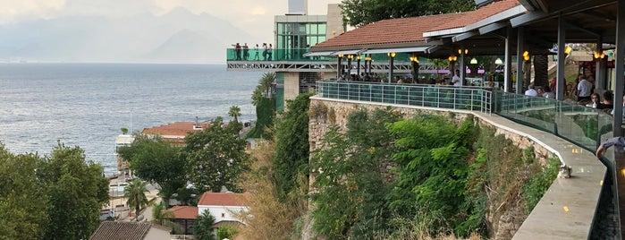Asansör Terası is one of Haluk : понравившиеся места.