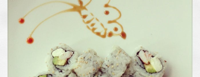 Sumo Sushi is one of Restaurant - CH.