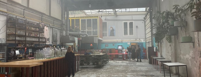 SkateCafe is one of Diner 2 (Amsterdam).