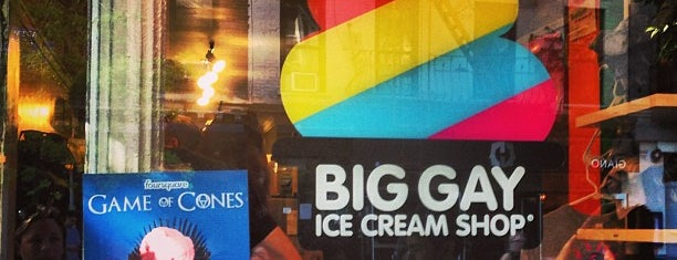 Big Gay Ice Cream Shop is one of East Village.