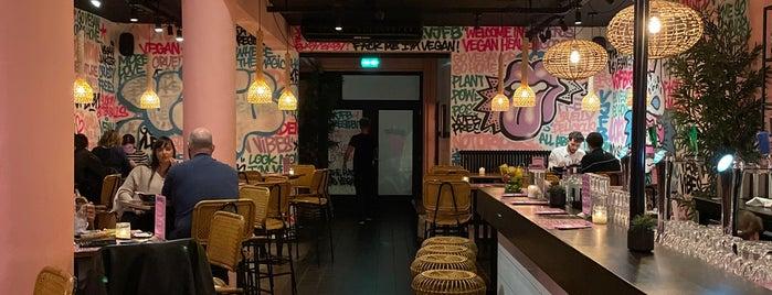 Vegan Junk Food Bar is one of Rotterdam, Netherlands 🇳🇱.