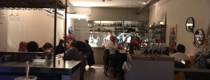 Restaurant Concours is one of สถานที่ที่ Jean-Sébastien ถูกใจ.
