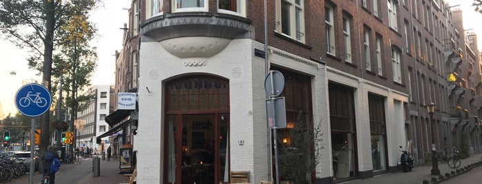 Café Binnenvisser is one of Amsterdam.