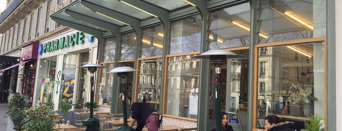 La Maison Plisson is one of Paris.
