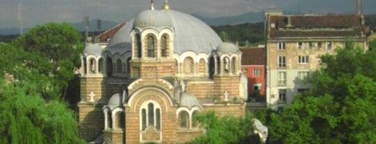 Градинката Св. Седмочисленици is one of Sofya.