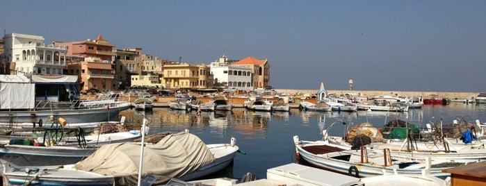 Port De Tyre is one of joe : понравившиеся места.