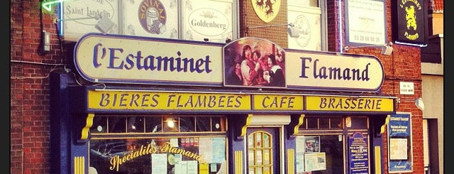 L'Estaminet Flamand is one of France Metre trip.