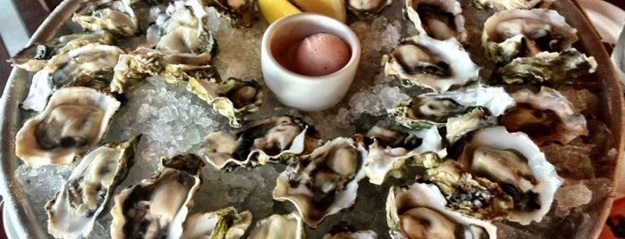 Elliott's Oyster House is one of 25 Top Spots for Oysters in the U.S..