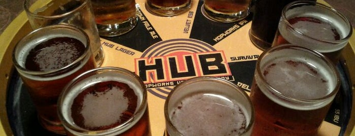 Hopworks Urban Brewery is one of Best US Breweries--Brewery Bucket List.