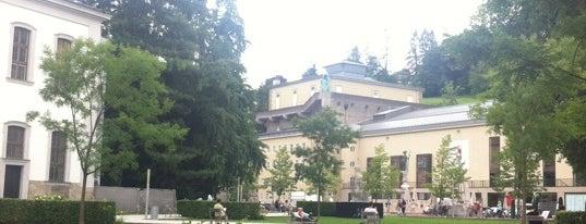Universität Salzburg, Alte Aula is one of Europa 2014.