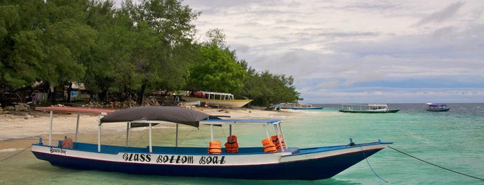 Gili Air is one of Marvellous Bali.