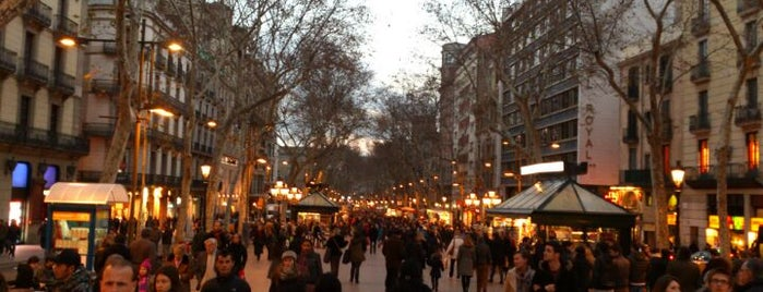 Rambla del Poblenou is one of Barcelona bucket list.