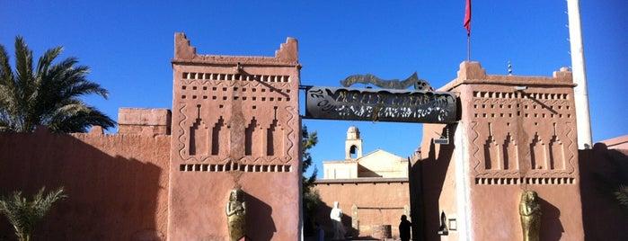 Ouarzazate Cinema Museum is one of Morocco 🇲🇦.