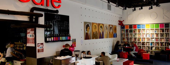 MiTo art café books is one of J.Esteban : понравившиеся места.