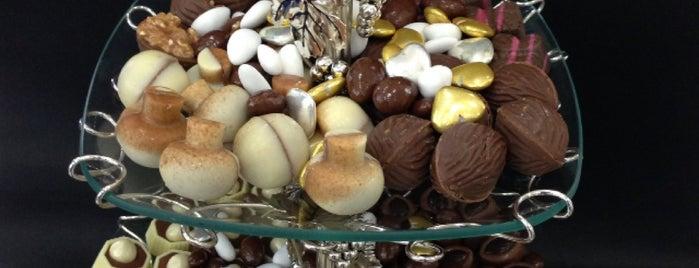 Cikolata Shop is one of Lugares favoritos de Beytullah Aksoy.