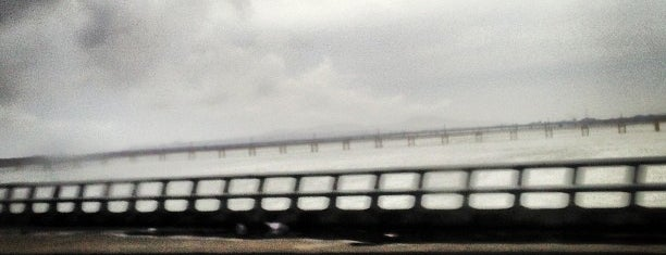 Costanera con Puente Llacolén is one of Los buenos lugares!.