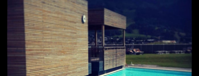 Tauern Spa Premium Alpinresort is one of Stephen 님이 좋아한 장소.