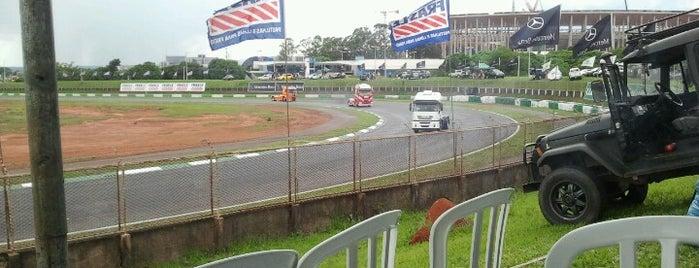 Autódromo Internacional Nelson Piquet is one of BSB.