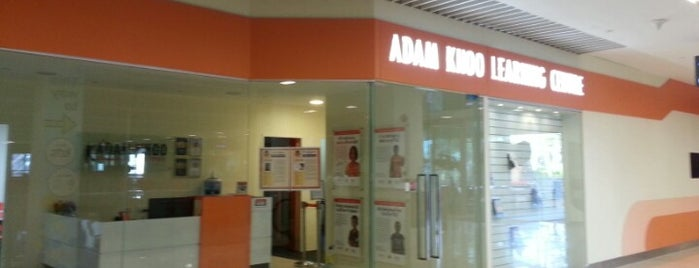 Adam khoo Learning Centre is one of Frederickさんのお気に入りスポット.
