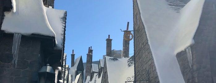 Hogsmeade Village is one of Best of Universal Studios.