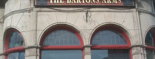 The Bartons Arms is one of Fulham Away Match Pubs.
